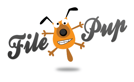 FilePup logo